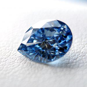 Diamant-Bestattung Birne