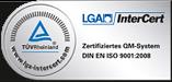 Zertifiziertes Qualitätsmanagement DIN ISO 9001/2008